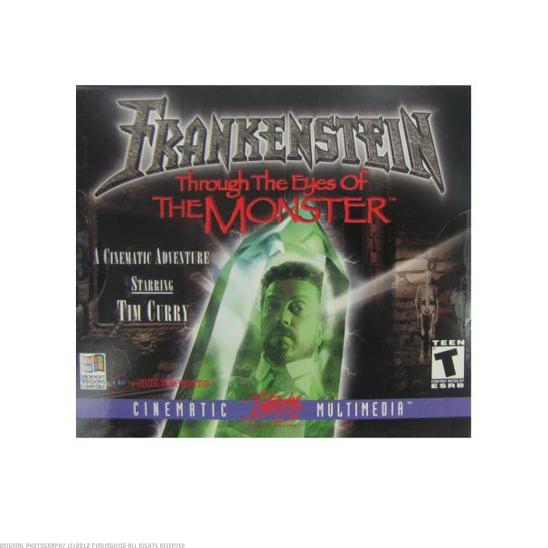Findingking 25 Frankenstein PC game at Sears.com