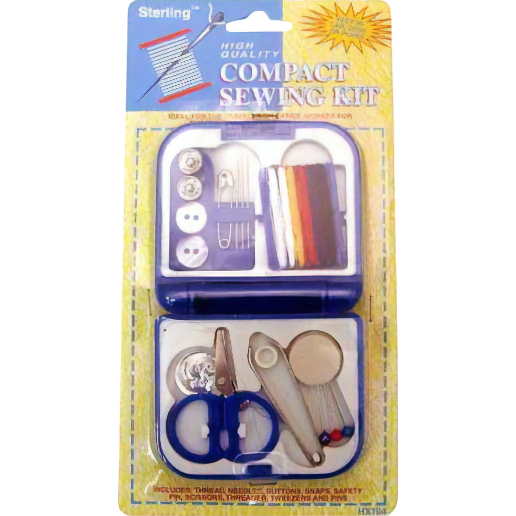 Findingking 144 Mini Compact Sewing Kits at Sears.com