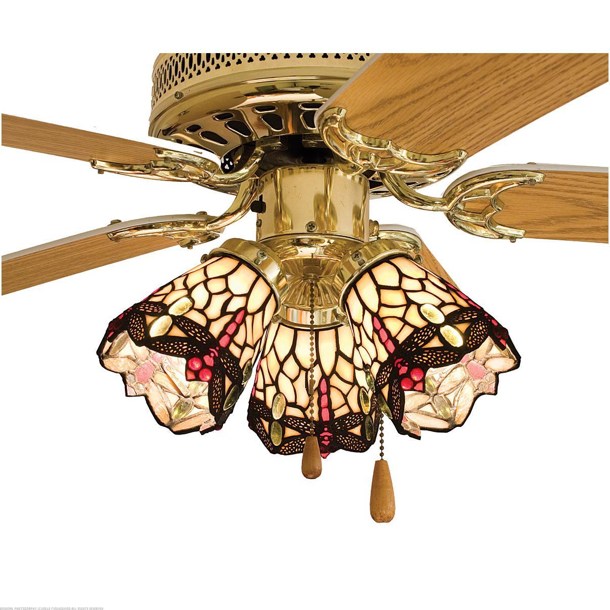 Fan Lamp Shades