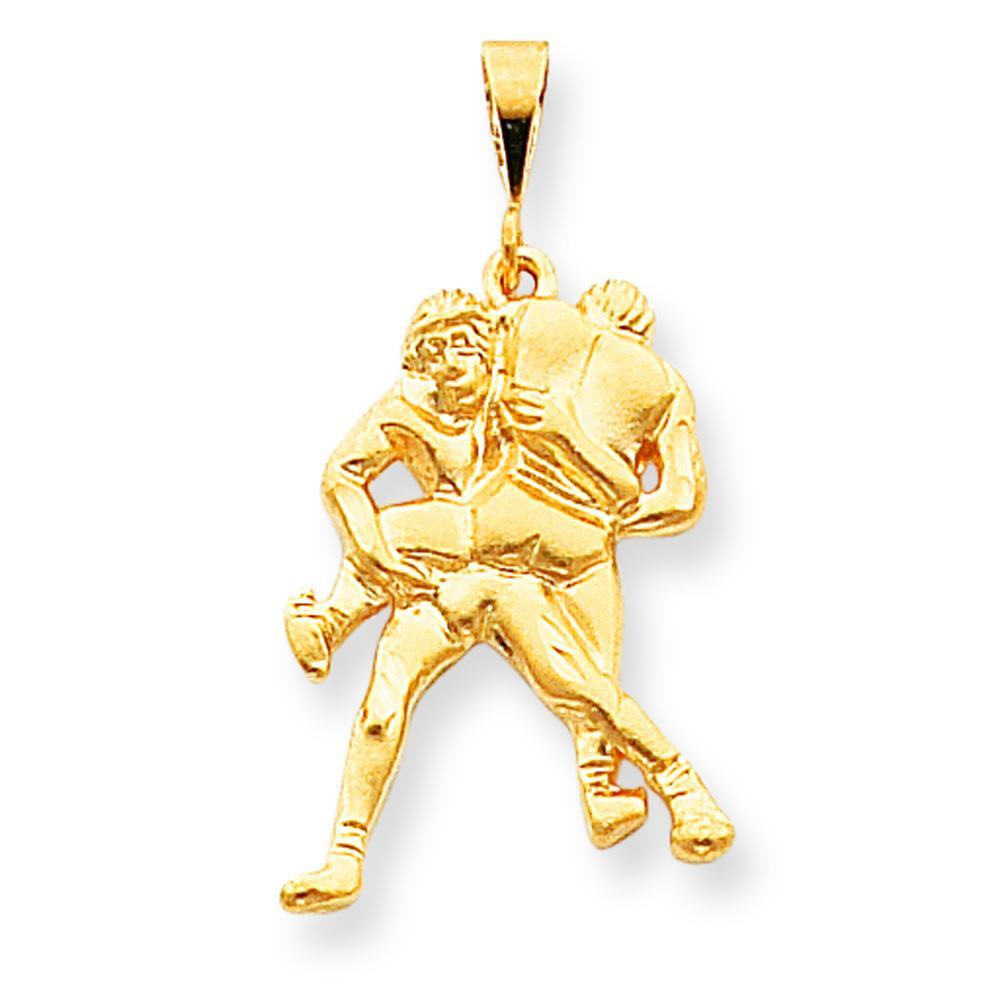 10k yellow gold charm sports jewelry ebay
